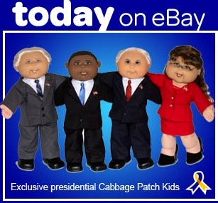 Cabbage patch presidentials